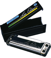 Melody Maker Harmonica Note Layout