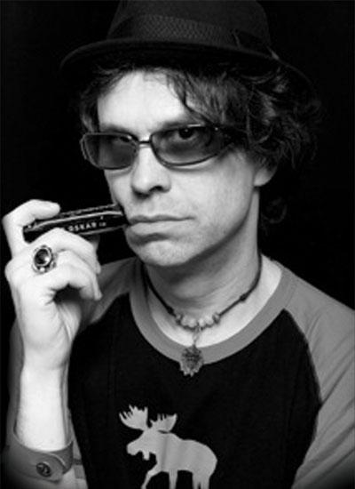 Lee Oskar Harmonicas - Featured Artist Jerome Godboo