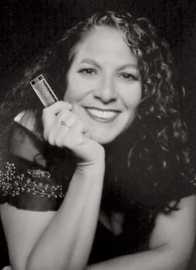 Lee Oskar Harmonicas - Featured Artist Ms Harmonica