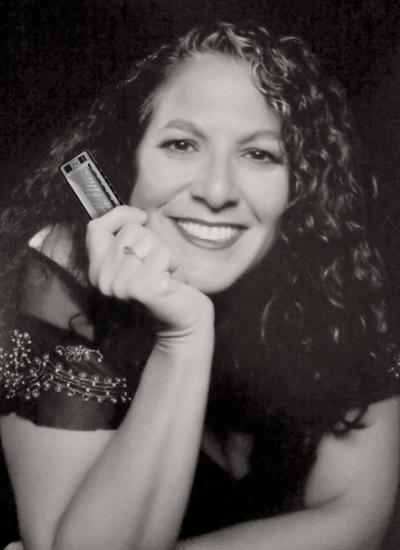 Lee Oskar Harmonicas - Featured Artist Ms Harmonica