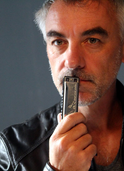 Lee Oskar Harmonicas - Featured Artist Greg Lamazeres
