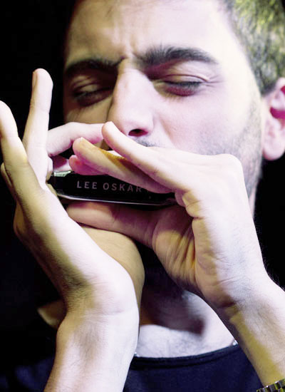 Lee Oskar Harmonicas - Featured Artist Martin Chemes