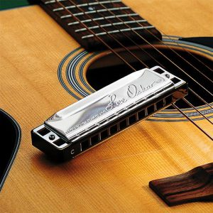 The Joy of Harmonica Playing for Guitarists