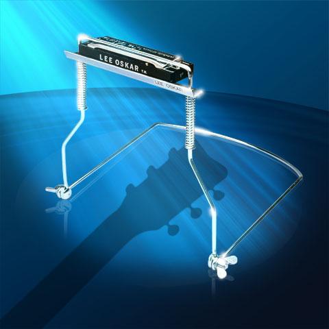 The Lee Oskar Harmonica System