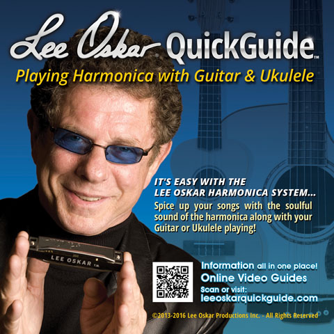Lee Oskar QuickGuide Booklet