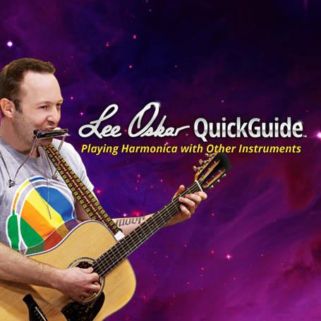 Lee Oskar QuickGuide Website
