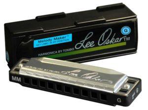 Lee-Oskar-Melody-Maker-Harmonica-with-box-slider