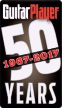 Guitar-Player-50-Years-Logo