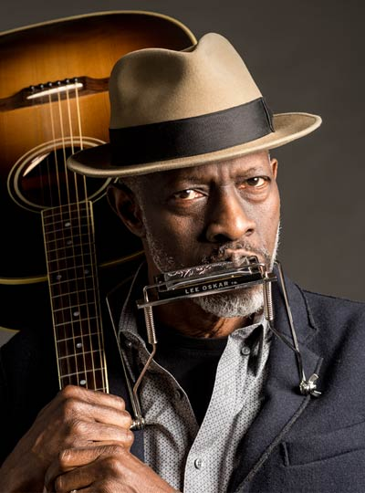 Lee Oskar Harmonicas - Featured Artist Keb' Mo'