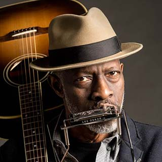 Lee Oskar Featured Artist Keb' Mo'