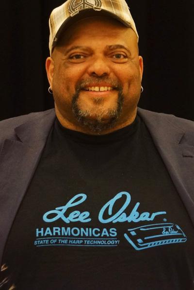 Lee Oskar Harmonicas Featured Artist - Kevin Burt