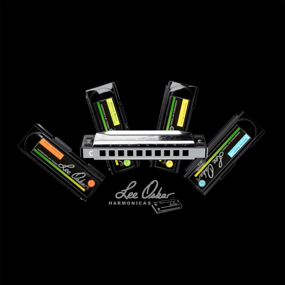 Lee Oskar Harmonica System