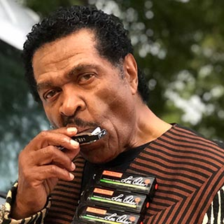 Lee Oskar Featured Artist Bobby Rush