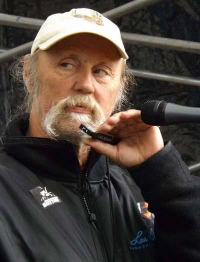 Jim McLaughlin - Lee Oskar Harmonicas Featured Artist