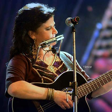 Lee Oskar Harmonicas - Featured Artist Mirian Asuad